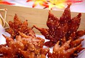 Кленовые лисья тэмпура