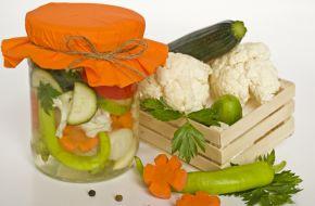 Овощное ассорти на зиму