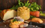 Паштет из селёдки с плавленым сыром