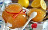 Варенье из лимонов – быстрый рецепт