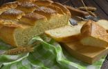 Домашний дрожжевой хлеб в духовке