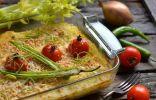 Пастуший пирог с курицей под сырно-арахисовой корочкой