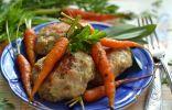 Вкусные мясные котлеты с геркулесом и овощами