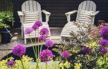 25 идей обустройства уютных уголков для отдыха в саду