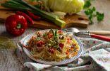 Стир-фрай с говядиной и овощами для быстрого ужина
