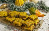 Пирог с тыквой и шоколадом — простой праздничный десерт