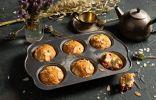 Клубничные маффины — быстрый и простой десерт