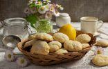 Итальянское лимонное печенье — просто и вкусно