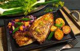 Скумбрия в духовке — самый вкусный и быстрый рецепт
