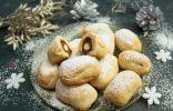 Нежное печенье с финиками и миндалём
