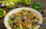 Полезный куриный салат — классика американской кухни
