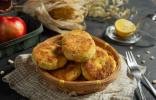 Диетические сырники из творога — без глютена, яиц и сахара