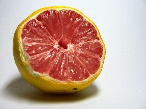 Красный лимон (Red lemon)
