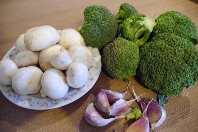Продукты для приготовления блюда