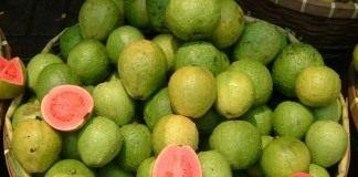 Гуайява, фрукт