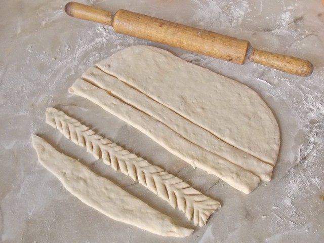 Сделаем украшения для пирога