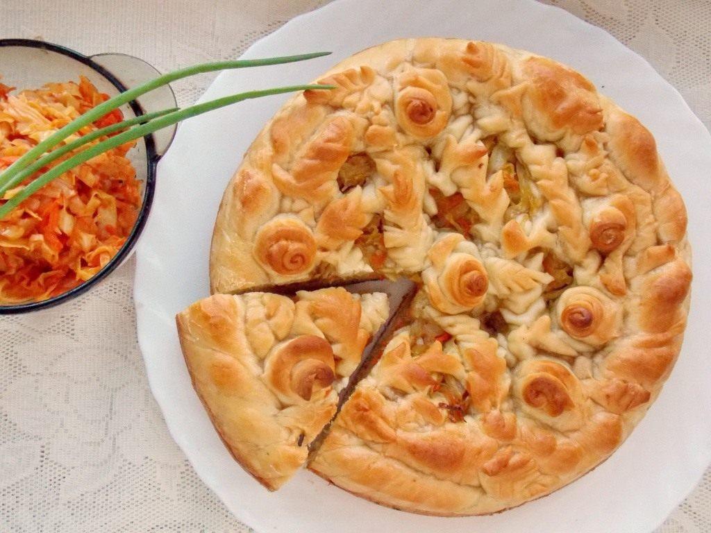 постный пирог - рецепты, статьи на