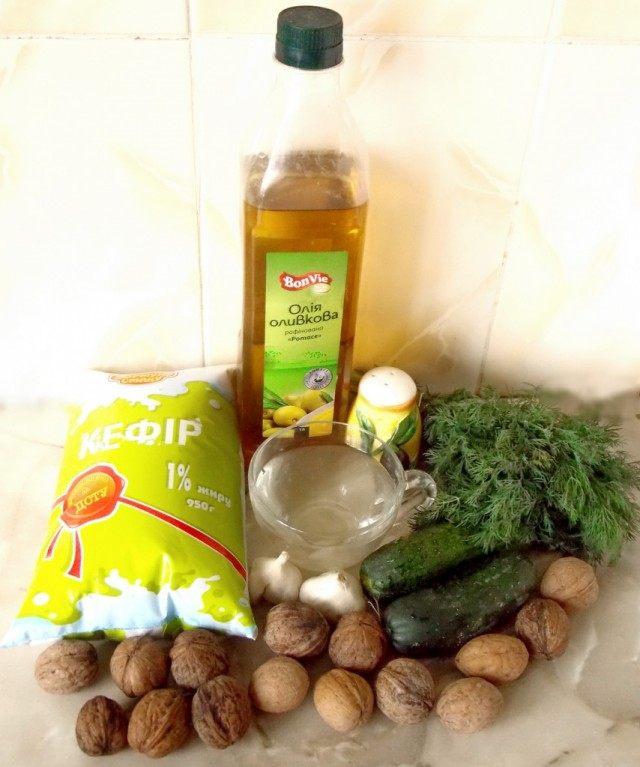 Ингредиенты для Таратора