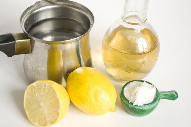 Готовим лимонный маринад