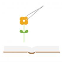 Аккуратно извлеките высушенное растение