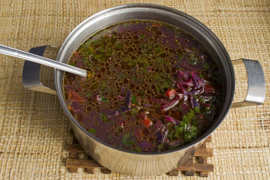 сучье вымя щи из фиолетовой капусты рецепт с фото продаже мини-трактор