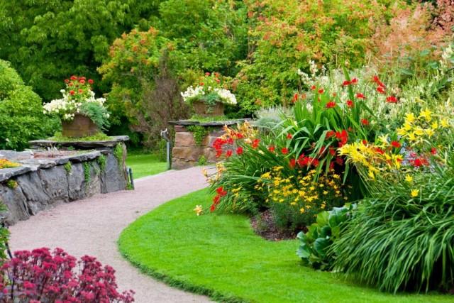 Панорамный сад