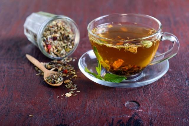 Чай из лекарственных трав