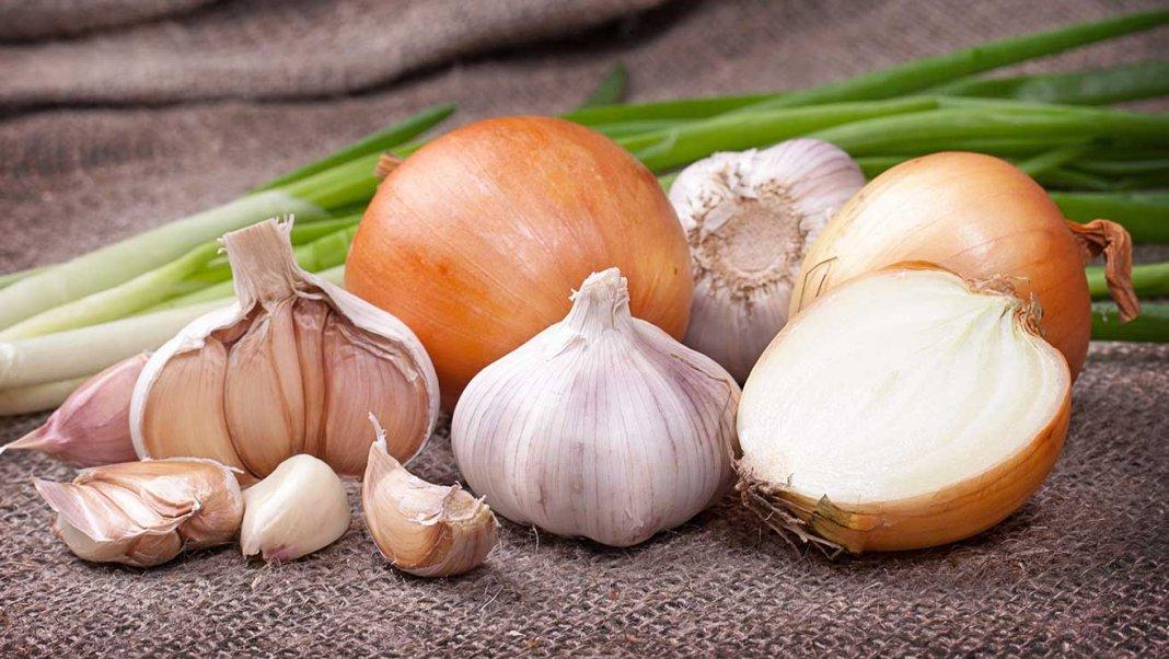 Как сохранить лук и чеснок в домашних условиях до весны ...
