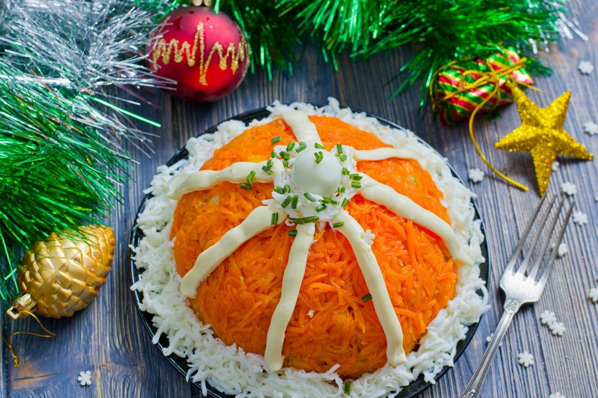 новогодние салаты с рецептами и фото надо портить