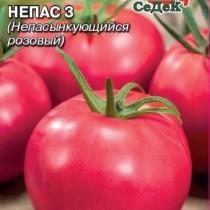 Томат Непас 3 (Непасынкующийся розовый)