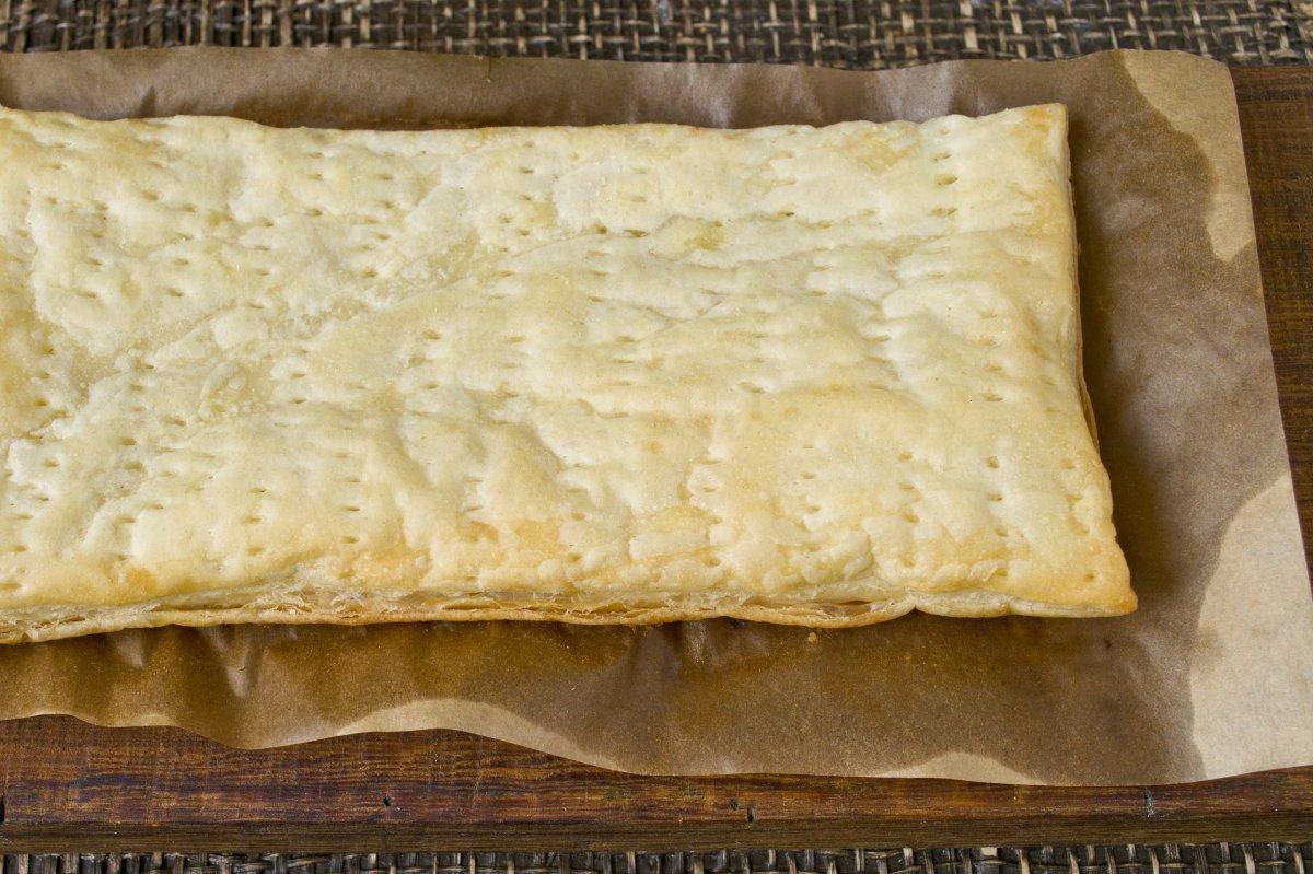 слоеное тесто для наполеона рецепт с фото виды этого вкусного