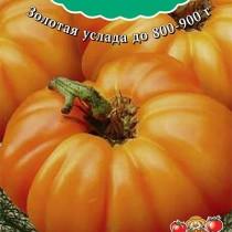 Томат сорт «Бизон оранжевый», серия семян «Вкуснотека»