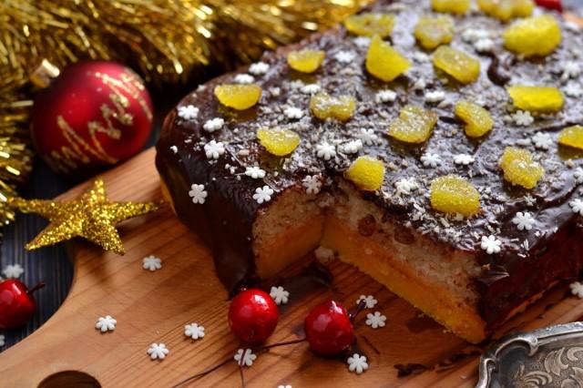 Домашний торт без муки