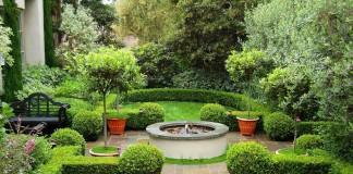 Итальянский стиль в ландшафтном дизайне