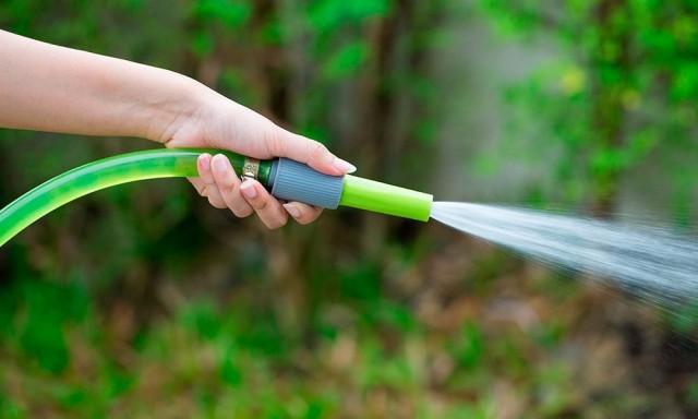 Использование автоматических установок или полив из шланга не всегда дает возможность контролировать температуру воды для полива