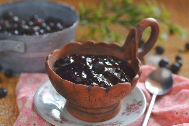 Джем из чёрной смородины — просто, вкусно, полезно!