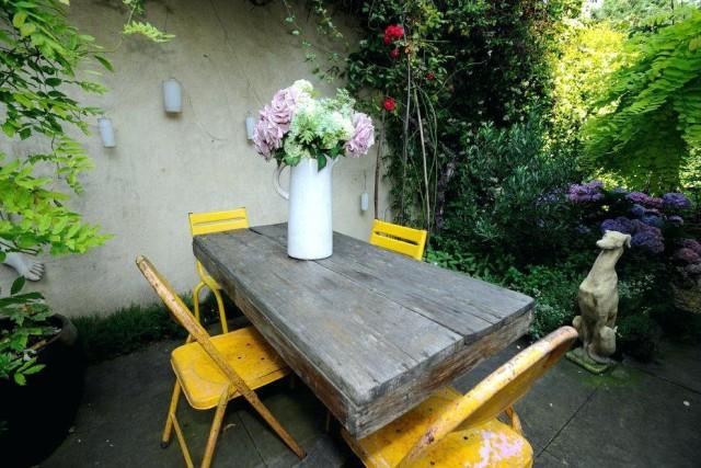 Не бойтесь покрасить мебель в яркий цвет!