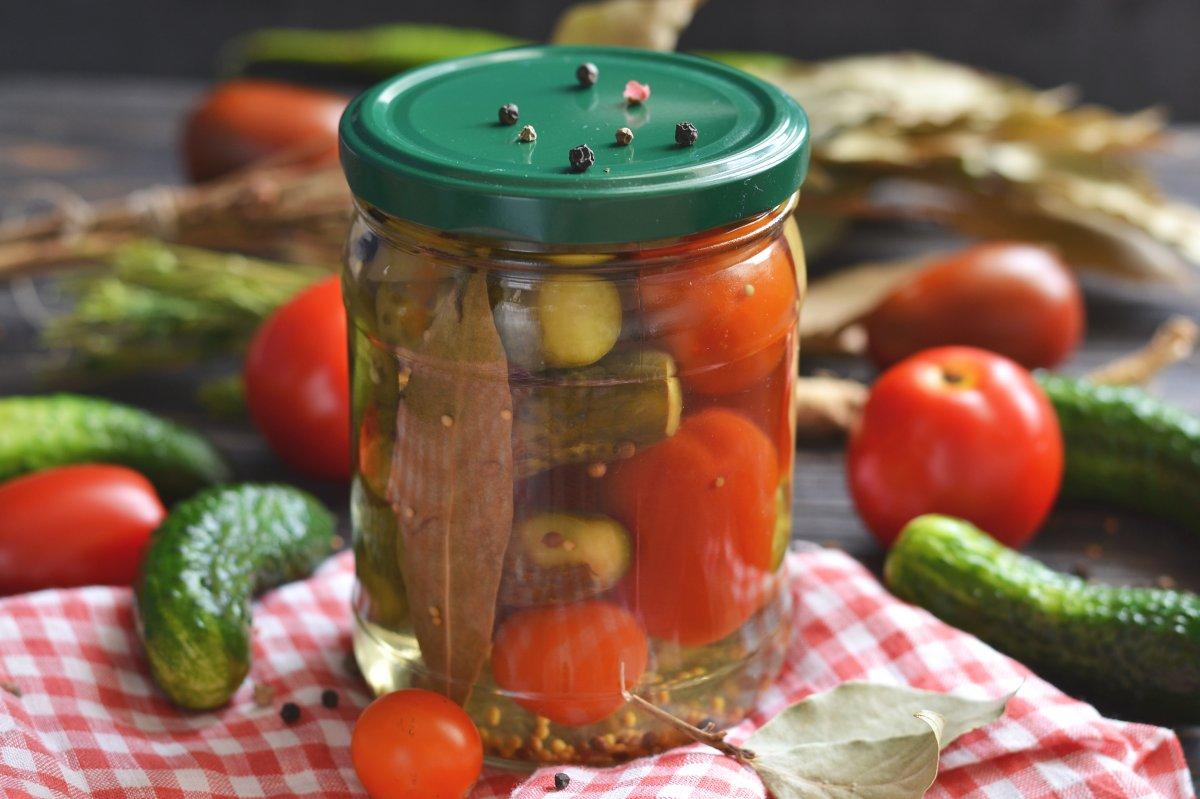 консервирование овощей на зиму рецепты с фото просто современный