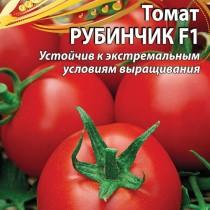Томат «Рубинчик» — отличный урожай при любой погоде!
