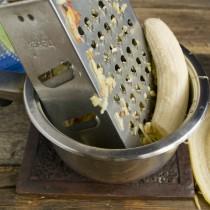 Добавляем небольшой спелый банан