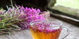 Для снятия головной боли и усталости из листьев кипрея готовят чай, который также способствует хорошему сну.