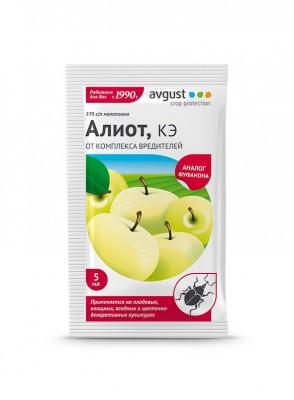«Алиот» - универсальный препарат от комплекса вредителей