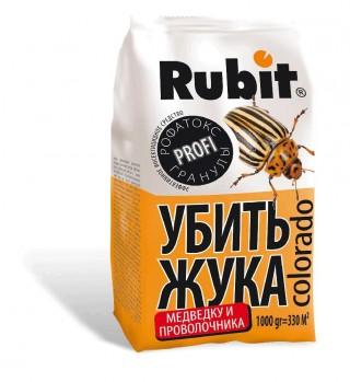 Рубит «Рофатокс» от колорадского жука, медведки и проволочника