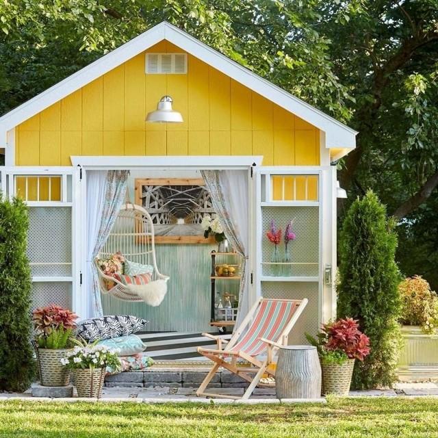 Уютный домик для отдыха