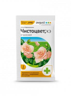 «Чистоцвет» - профилактика и лечение болезней цветов