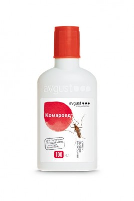 «Комароед» защитит участок от комаров