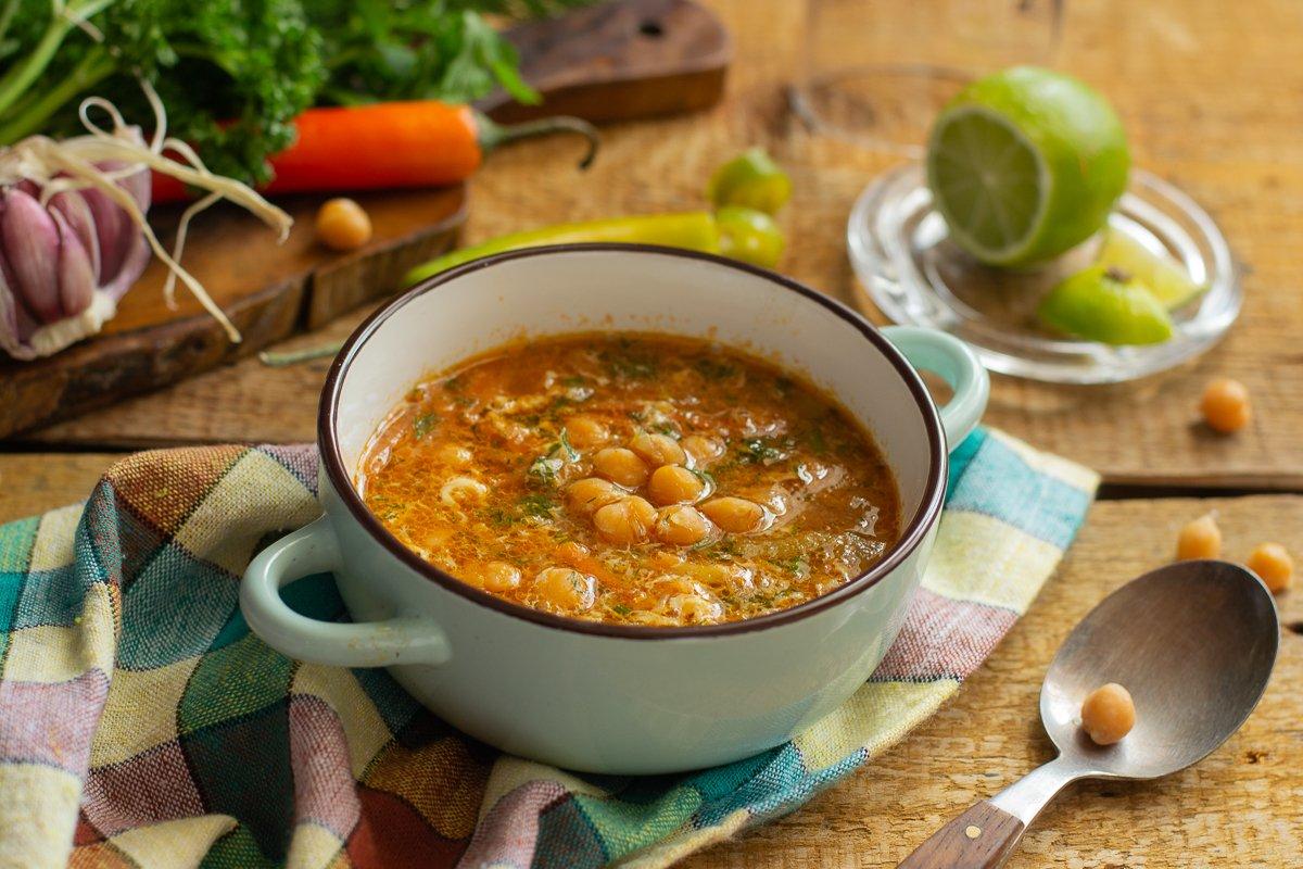 крытом суп из нута рецепты приготовления с фото наступлением лета