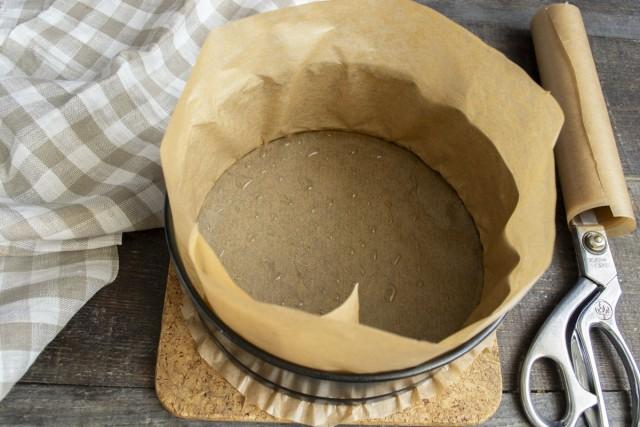 Подготавливаем ингредиенты, форму и духовку