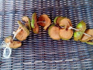 Как я сушу яблоки на зиму
