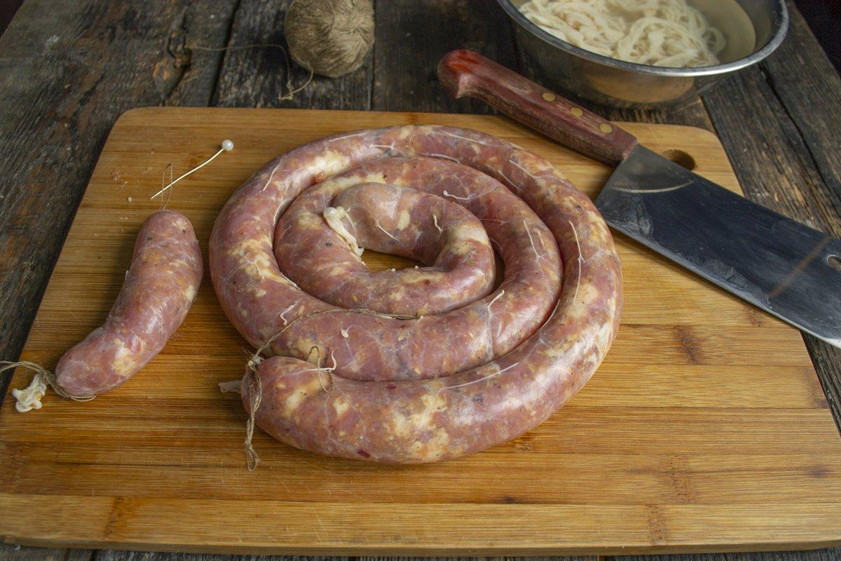 этом говорится как приготовить колбасу дома рецепт с фото сделал все возможное